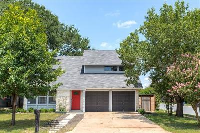 Austin Single Family Home Pending - Taking Backups: 7700 Copperas Dr