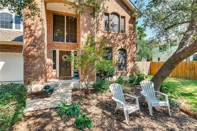 Travis County Single Family Home Active Contingent: 8917 La Siesta Bnd