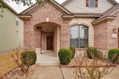 Pflugerville Single Family Home For Sale: 14313 Naruna Way