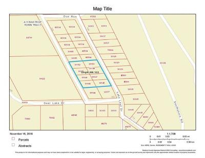 Bastrop County Residential Lots & Land Pending - Taking Backups: Lake Leaf