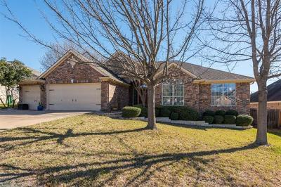Cedar Park Single Family Home Pending - Taking Backups: 300 Trailridge Dr