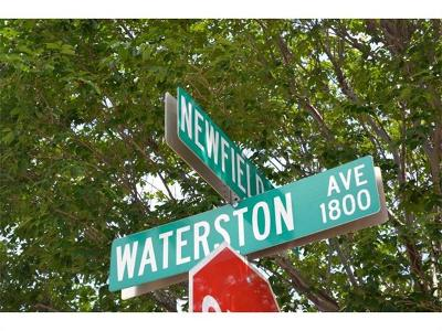 Residential Lots & Land Pending - Taking Backups: 1818 Waterston Ave S