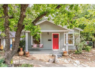 Austin Single Family Home For Sale: 1100 W Annie St