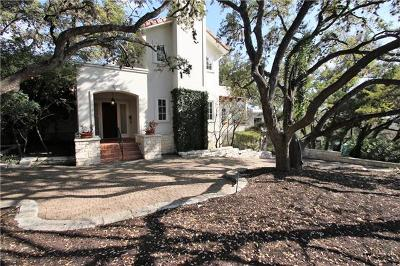 Single Family Home Pending - Taking Backups: 4007 Balcones Dr