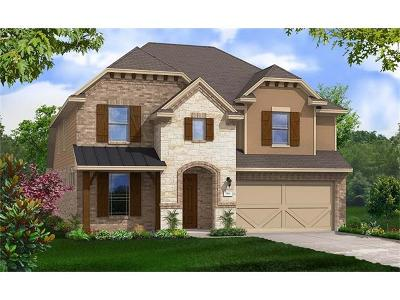 Pflugerville Single Family Home For Sale: 22036 Abigail Way
