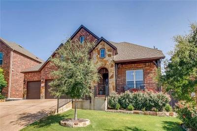 Travis County, Williamson County Single Family Home For Sale: 104 Caribou Xing