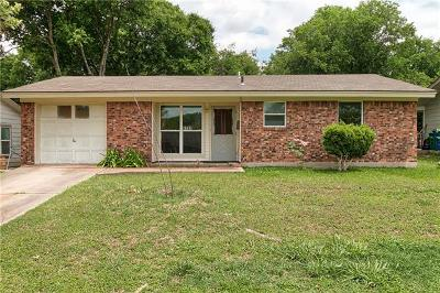 Single Family Home For Sale: 5707 Cedardale Dr