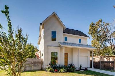 Single Family Home For Sale: 1803 Riverview St