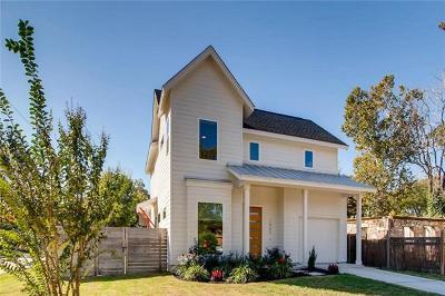 Austin Single Family Home Pending - Taking Backups: 1803 Riverview St