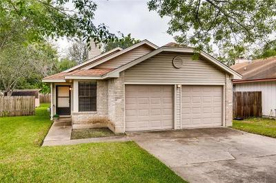 Austin Single Family Home Pending - Taking Backups: 11912 Thompkins Dr