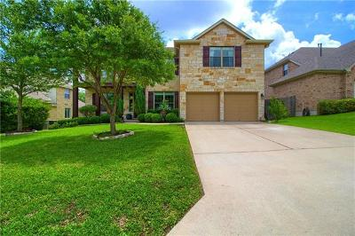 Hays County, Travis County, Williamson County Single Family Home For Sale: 7511 Black Mountain Dr