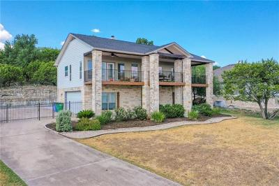 Lago Vista Single Family Home For Sale: 21339 Mount View Dr