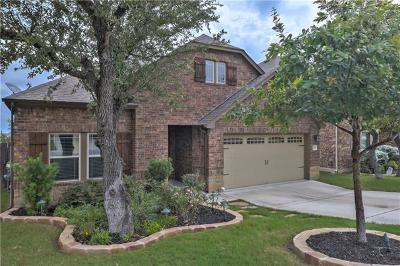 Leander Single Family Home For Sale: 632 Loma Cedro Bnd