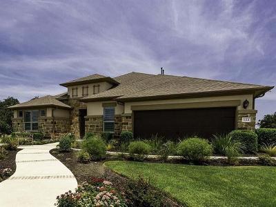 Liberty Hill Single Family Home For Sale: 122 Las Casas Way