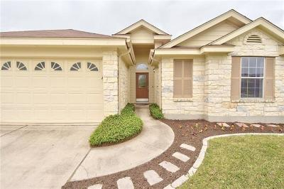 Pflugerville Single Family Home For Sale: 19132 Keeli Ln