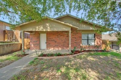 Single Family Home For Sale: 5924 Signal Pt