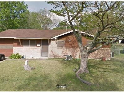 Austin Single Family Home For Sale: 5211 Halmark Dr