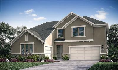 Round Rock Single Family Home For Sale: 7315 Leonardo Drive