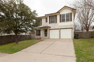 Pflugerville Single Family Home For Sale: 14005 Cambourne Dr