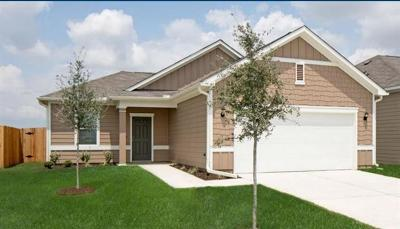 Manor Single Family Home For Sale: 19209 Nathan Scott Way