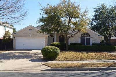 Travis County Single Family Home For Sale: 8816 Whiteworth Loop