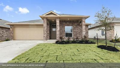 Hutto Single Family Home For Sale: 508 Marimoor Dr