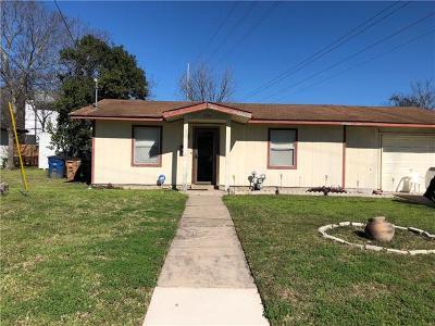 Austin Single Family Home For Sale: 4504 Leslie Ave