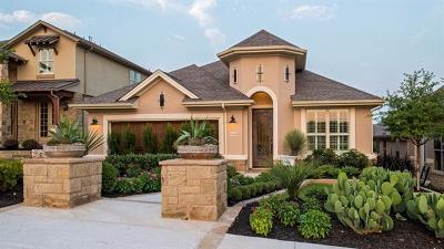 Leander Single Family Home For Sale: 3909 Veneto Cir