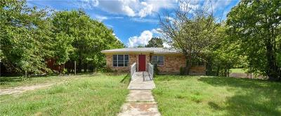 Harker Heights Single Family Home For Sale: 112 W Stacie Rd