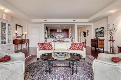 Austin Condo/Townhouse For Sale: 98 San Jacinto Blvd #2406