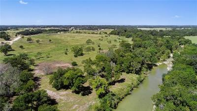 Williamson County Residential Lots & Land For Sale: 1017 River Ranch