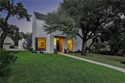 Austin Single Family Home For Sale: 2010A Rabb Glen St