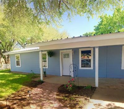 Bastrop Single Family Home For Sale: 607 Laurel St