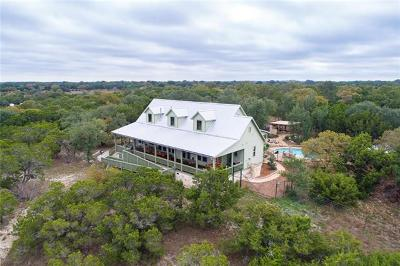 Burnet County, Lampasas County, Bell County, Williamson County, llano, Blanco County, Mills County, Hamilton County, San Saba County, Coryell County Farm For Sale: 938 Lost Acres Loop