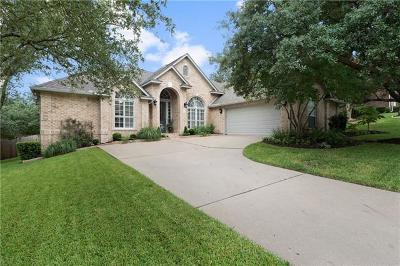 Austin Single Family Home For Sale: 12001 Fortuna Cv