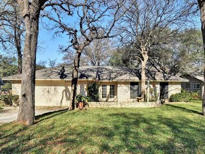 Austin Single Family Home For Sale: 9302 Longvale Dr