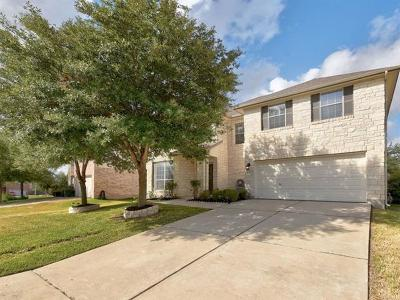Cedar Park Single Family Home For Sale: 1509 Oak Tree Ln