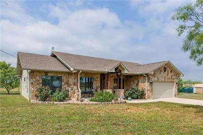 Spicewood Single Family Home Pending - Taking Backups: 237 N Paleface Ranch Rd