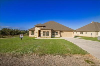 Blanco Single Family Home For Sale: 102 Jeff Vaughn