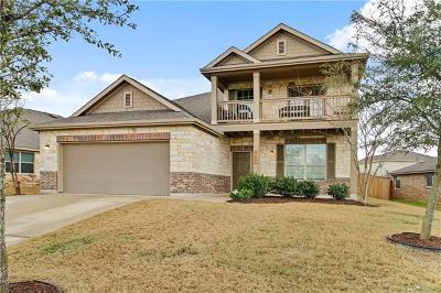 Pflugerville Single Family Home Pending - Taking Backups: 18713 Falcon Pointe Blvd