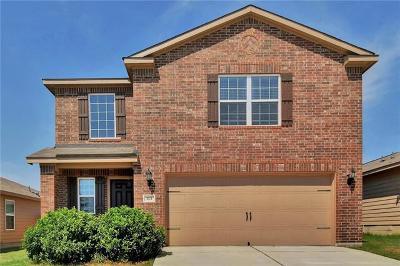 Williamson County Single Family Home For Sale: 113 Koontz Loop