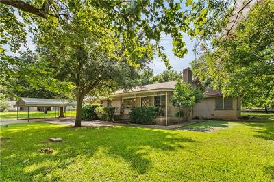 Marble Falls Single Family Home For Sale: 902 Louise St