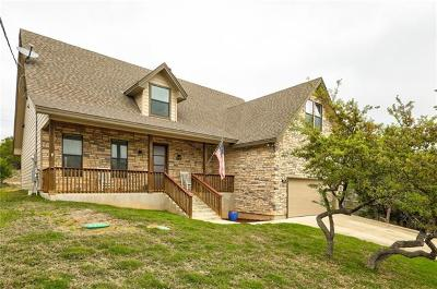 Dripping Springs Single Family Home For Sale: 10704 Lake Beach Dr
