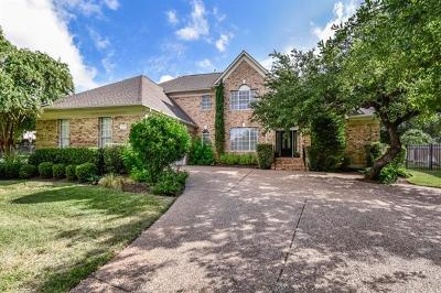 Austin Single Family Home Pending - Taking Backups: 5119 Hadle Cv