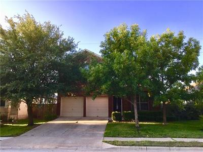Manor Single Family Home For Sale: 13429 Breezy Meadow Ln