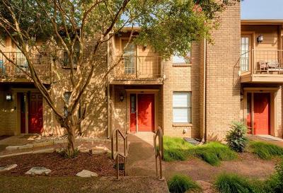 Travis County Condo/Townhouse For Sale: 830 Banister Ln