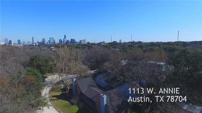 Residential Lots & Land Pending - Taking Backups: 1113 W Annie St