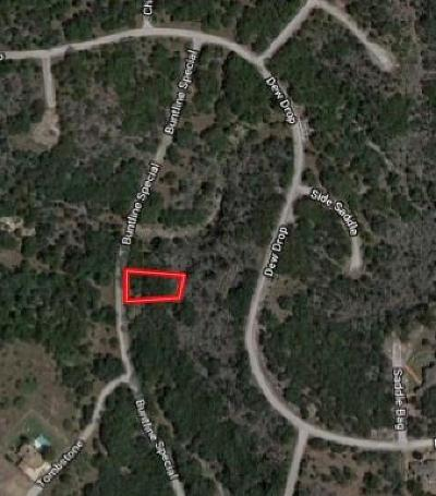 Horseshoe Bay Residential Lots & Land For Sale: TBD Buntline Special