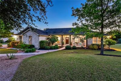 Dripping Springs Single Family Home For Sale: 220 Steamboat Xing