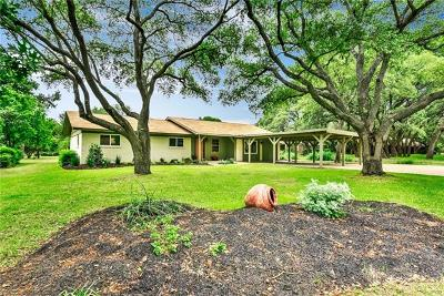 Georgetown Single Family Home Pending - Taking Backups: 1808 Park Ln
